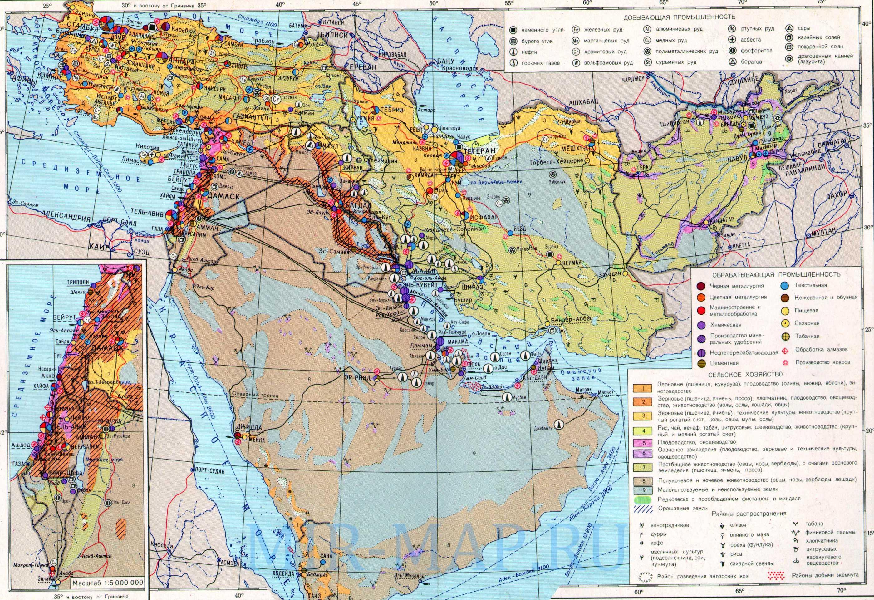 Персидский залив и ближний восток a0