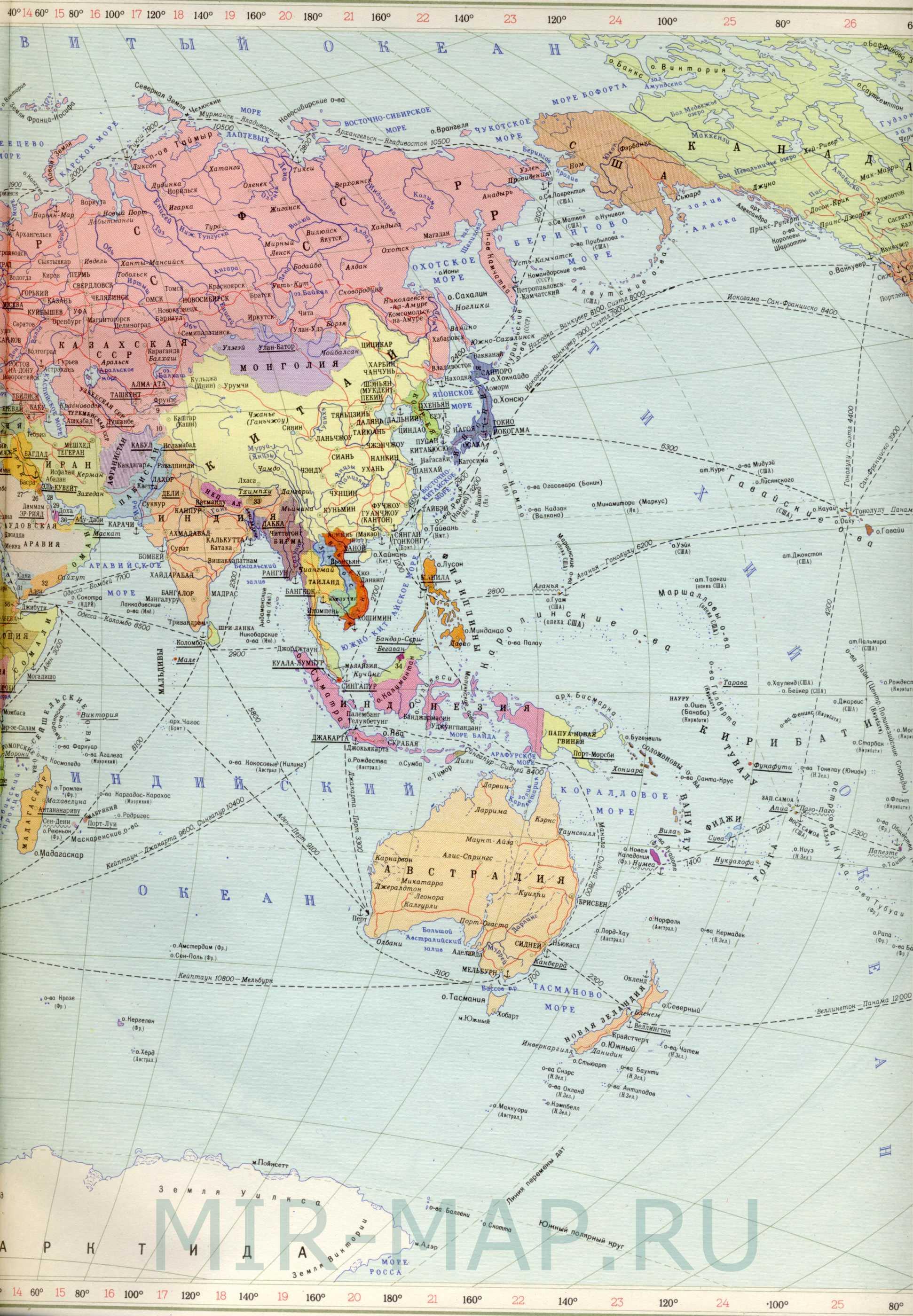 Карта турции политическая карта